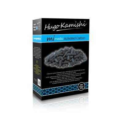 HUGO ACTIVATED CARBON 500G 3.0MM