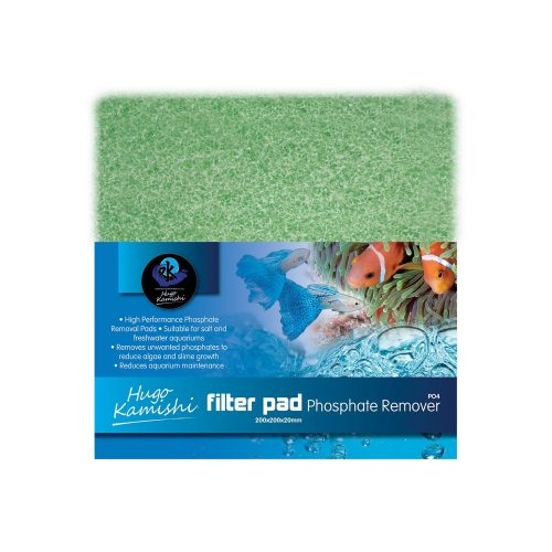 Hugo Kamishi Aquarium Phosphate remover Filter pad
