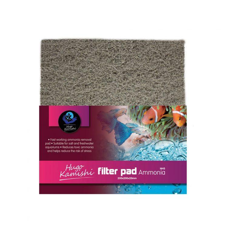 Hugo Kamishi Aquarium Ammonia remover Filter pad
