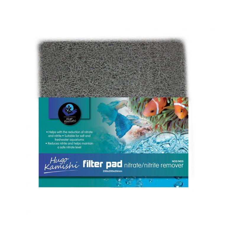 Hugo Kamishi Aquarium Nitrate/Nitrite remover Filter pad
