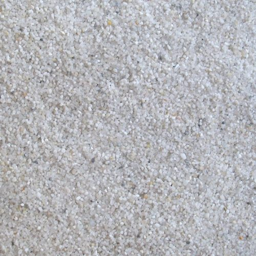 hugo Kamishi quartz white gravel 1mm