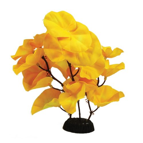 Lily Yellow Silk