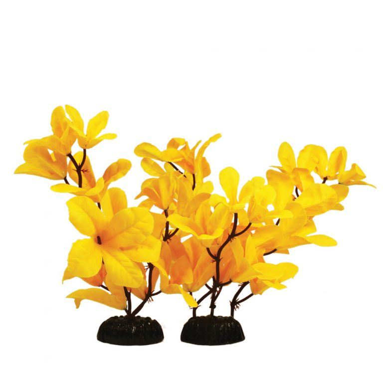 Yellow Rotala Silk Aquascaping Aquarium Plant