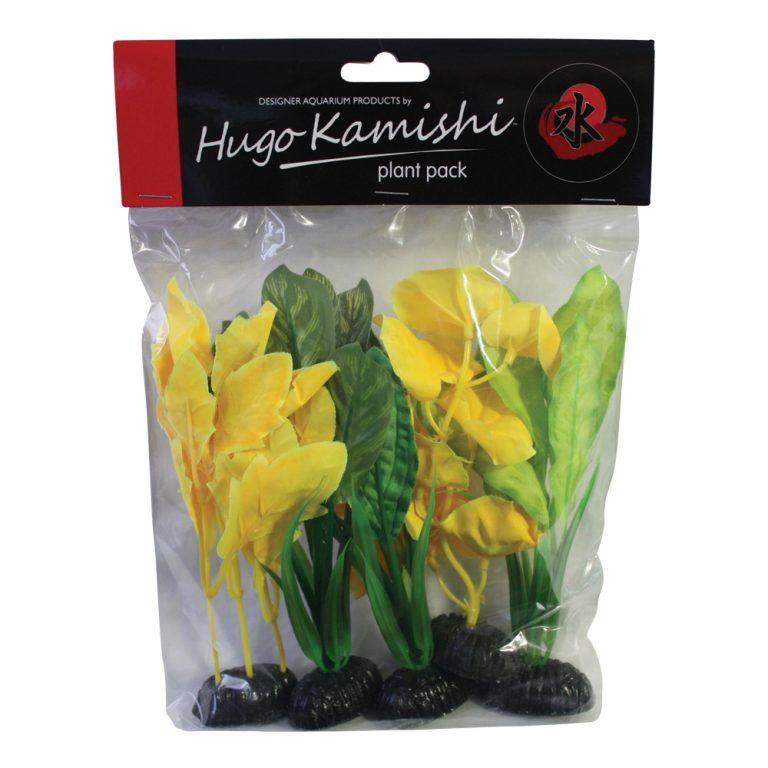 Hugo Kamishi Designer Aquarium Products