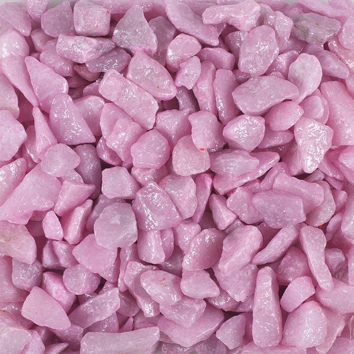 Pink Aquarium Gravel