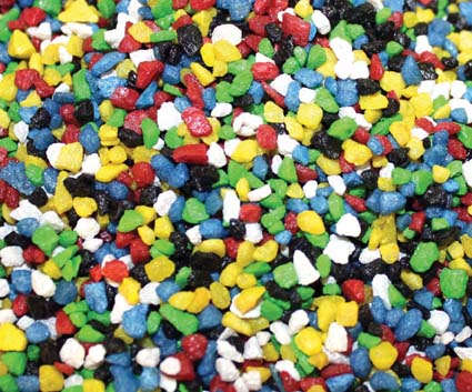 Niji Rainbow Mix Aquarium Gravel 2-4mm