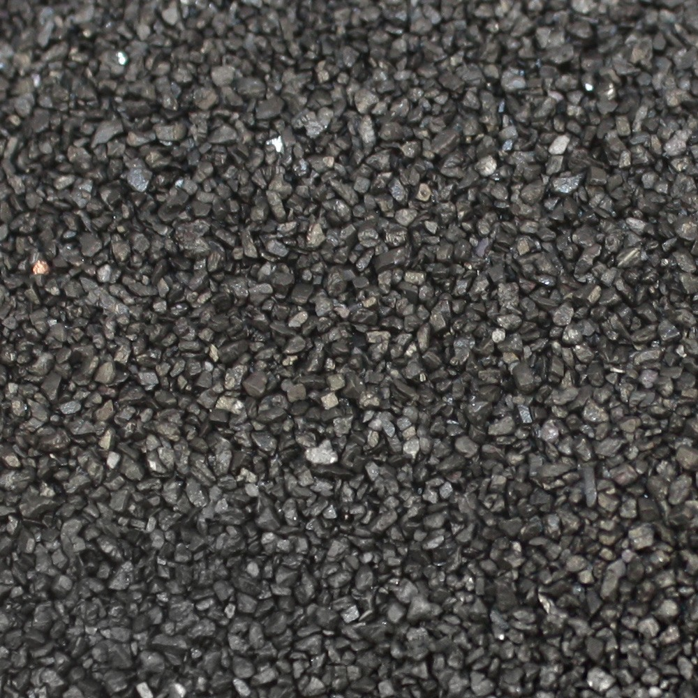 Hugo Kamishi Black Quartz Sand