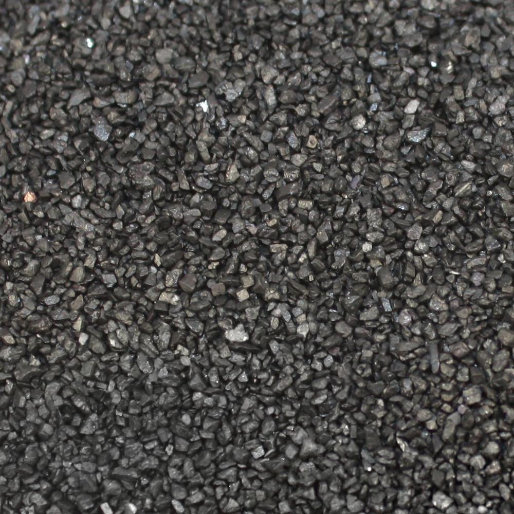 Hugo Kamishi Black Quartz Sand