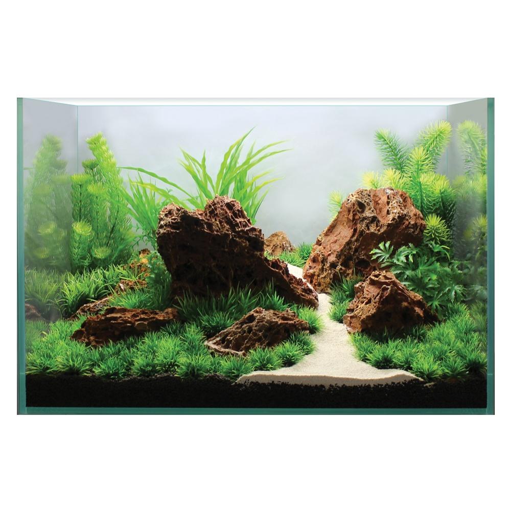 Hugo Kamishi Aquarium Aquascaping Decor Display Kit 1