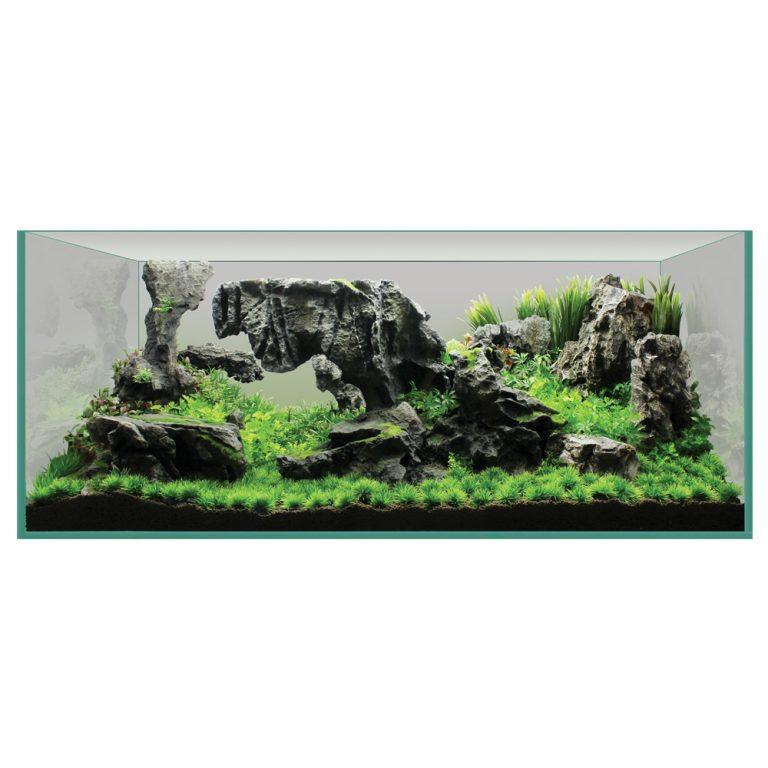 Hugo Kamishi Aquascaping Decor Display Kit 12