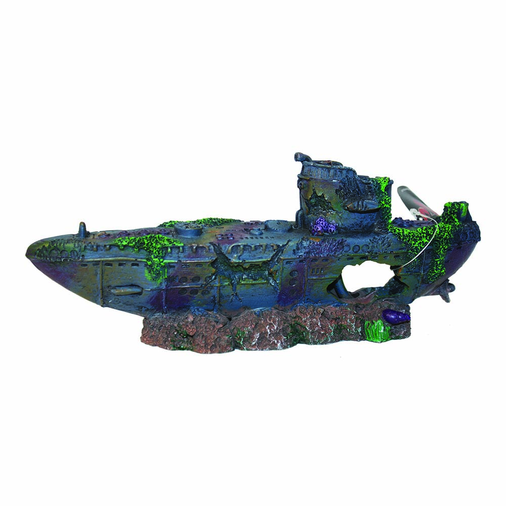 Submarine 24x5x10cm