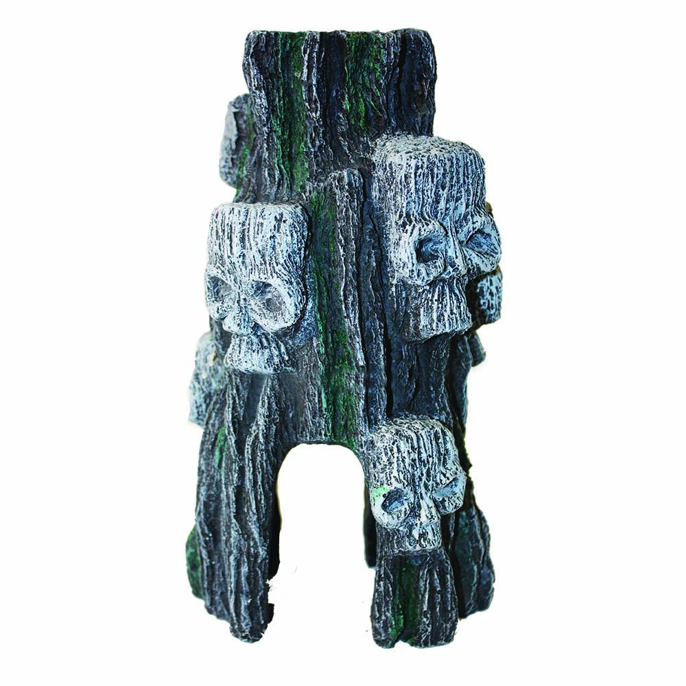 Tree Skulls 11x8x8cm