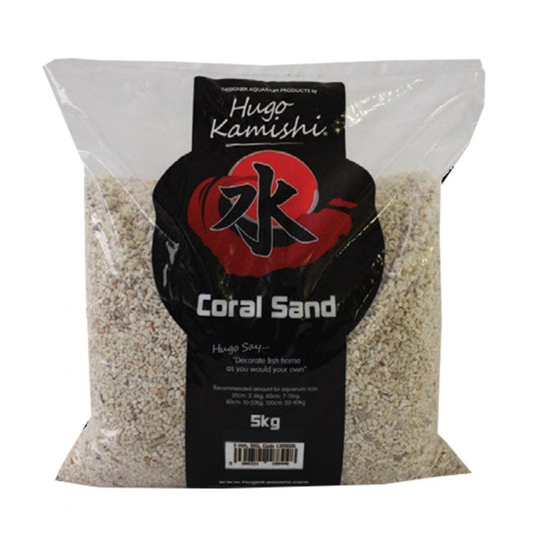 Hugo Kamishi Coral Sand 5mm