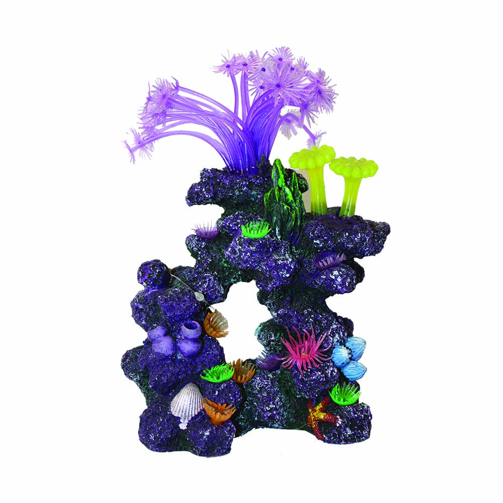 Coral Sculpture 14x9x18