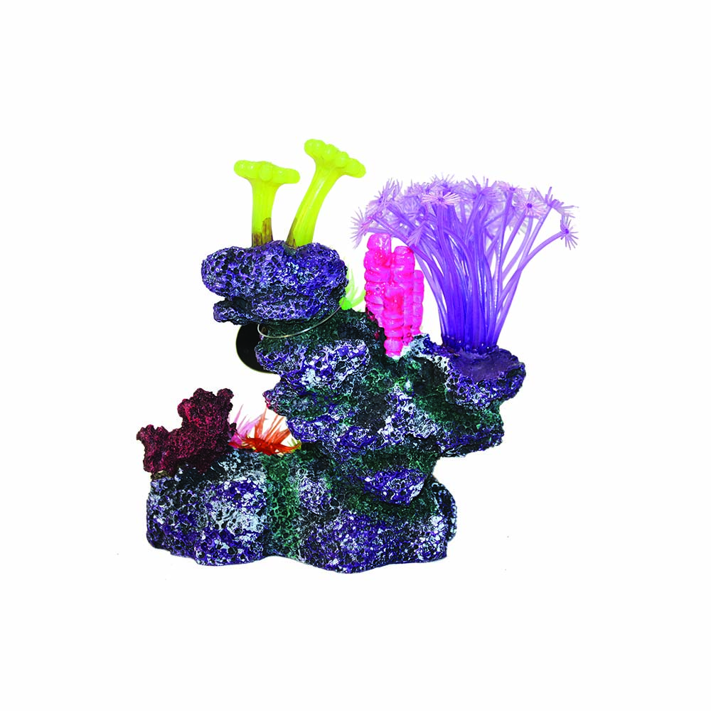 Coral Sculpture 15x9x15.5 Aquarium ornament