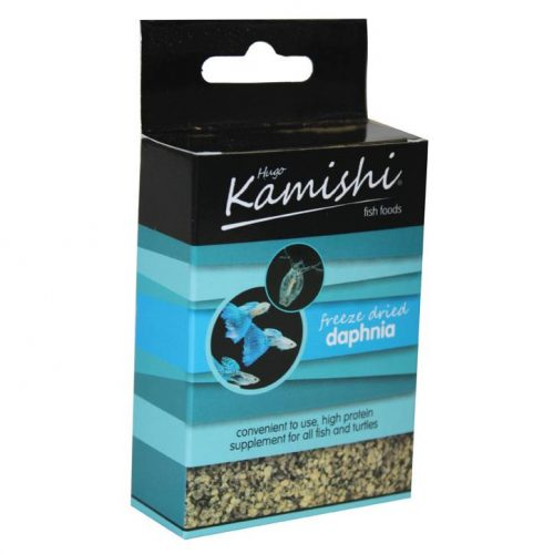 freeze dried daphnia