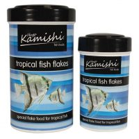 tropical fish flakes