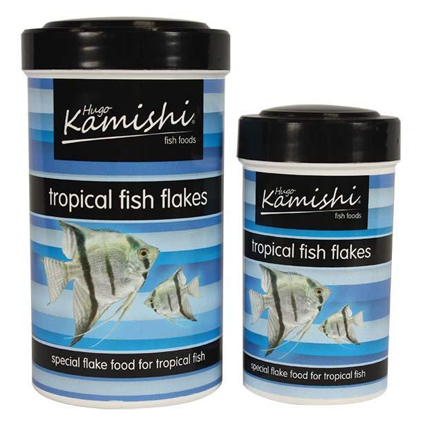 tropical fish flakes