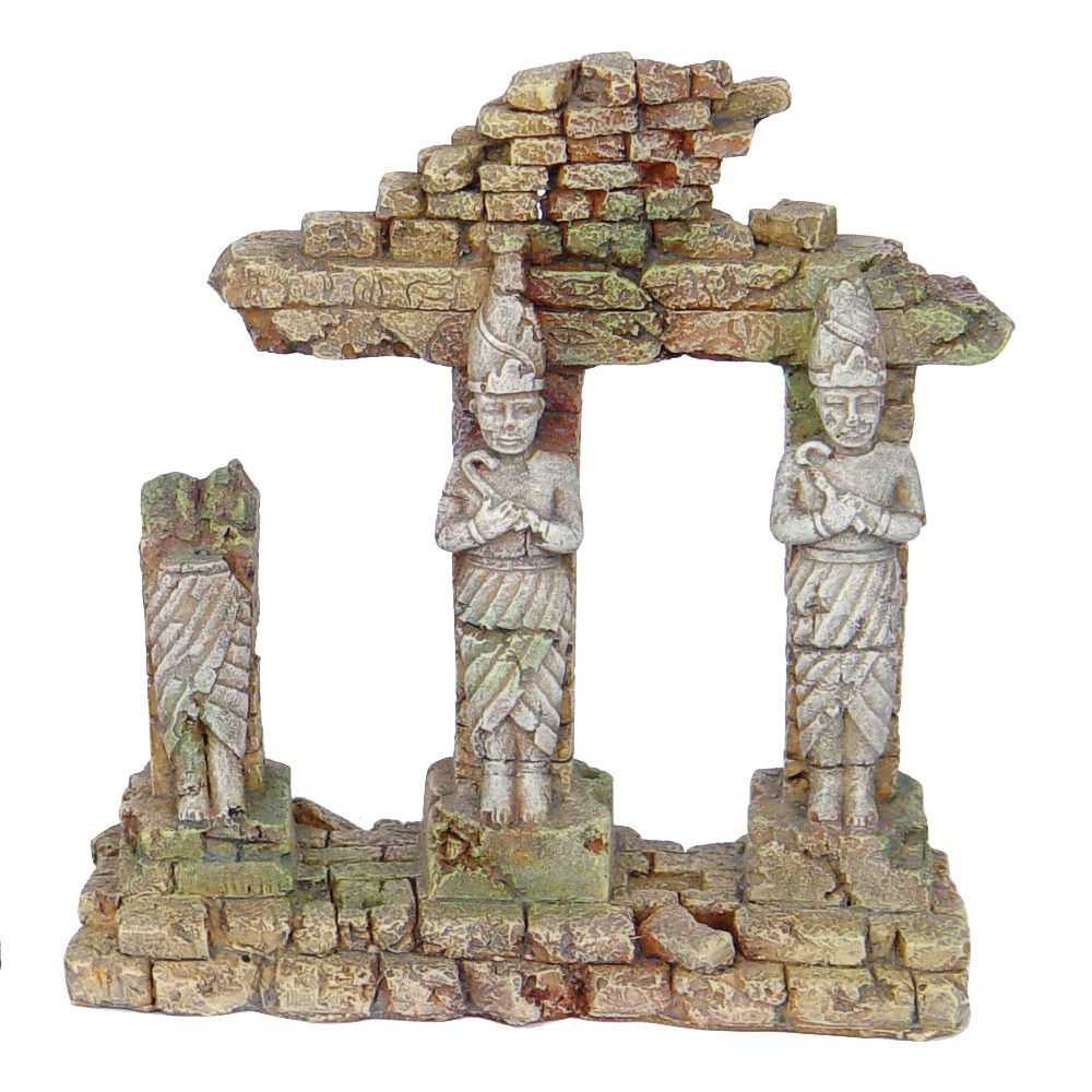 Egyptian Ruins 19x7x19cm