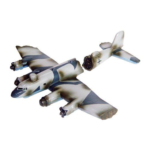 Plane Wreck 2 parts 32x23x6cm