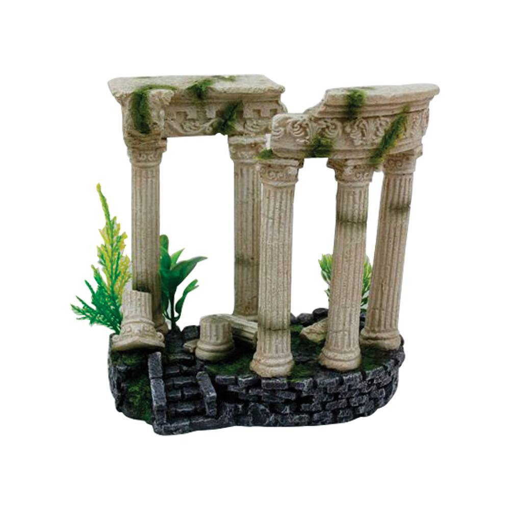 Roman Ruins 19x12x19cm