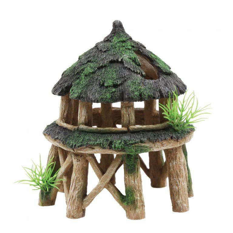 Tree House 13x13x16cm