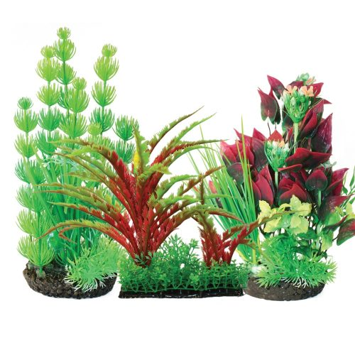 Aquarium Plants | Life-like Aquarium Plants | Hugo Kamishi