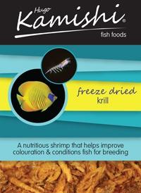 freeze dried krill